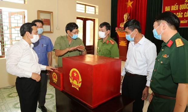 促进越南西北四省与中国云南省的交流与友好合作关系 hinh anh 2