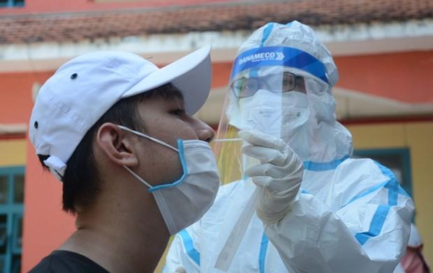 5月18日中午越南新增85例本土病例 均在隔离、封锁区发现 hinh anh 1