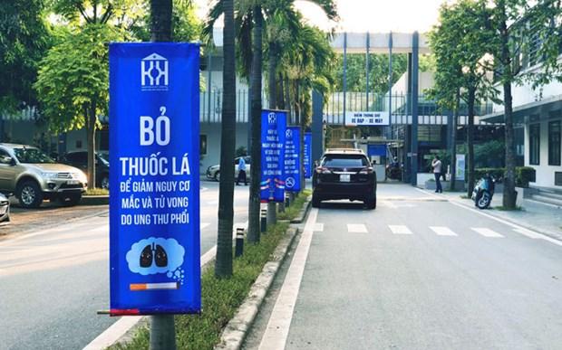 越南国家无烟周活动从5月25日至31日举行 hinh anh 1
