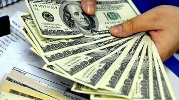 5月27日上午越盾对美元汇率中间价上调12越盾 hinh anh 1