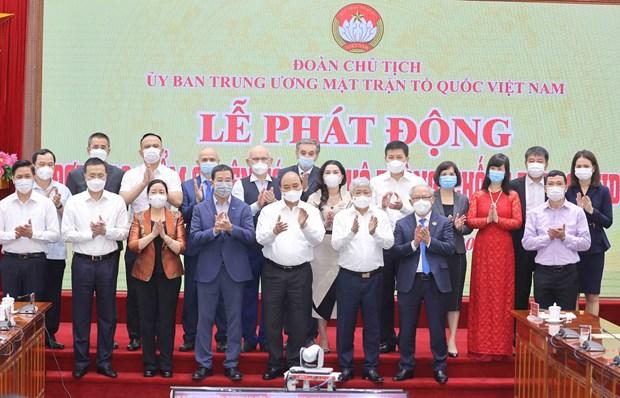 阮春福:国家需要全民携手共同抗击疫情 hinh anh 2