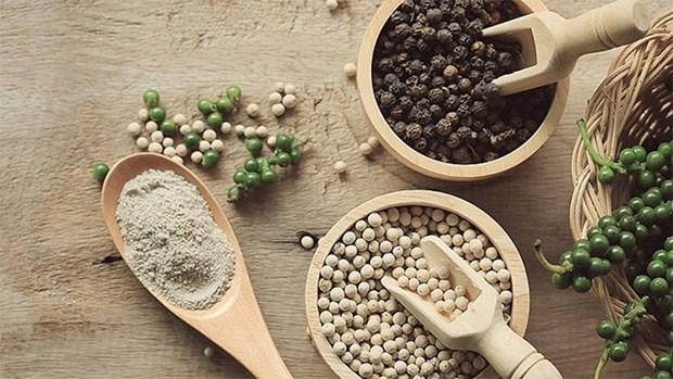 优化胡椒供应结构 提升出口价值 hinh anh 1