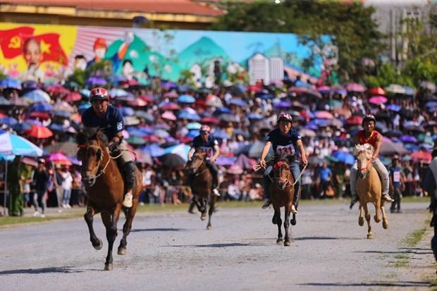 北河赛马节正式成为国家非物质文化遗产 hinh anh 2