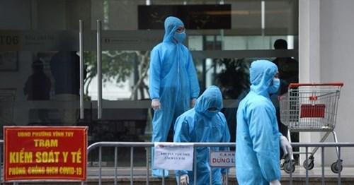 外媒报道越南发现新型新冠病毒变异毒株 hinh anh 1