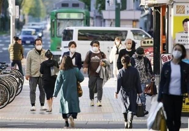 从越南前往日本的旅客将接受为期6天的隔离 hinh anh 1