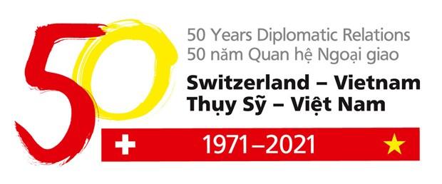 瑞士驻越南大使伊沃·西伯: 2021年是越南与瑞士关系中特殊的一年 hinh anh 1