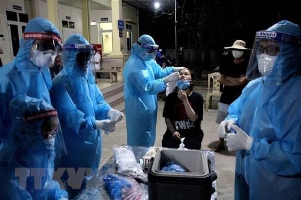 世行和日本向越南援助275万美元 用于提高疫情防控能力 hinh anh 1