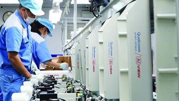 北部地区各地方恢复生产 助力出口保持增长之势 hinh anh 1