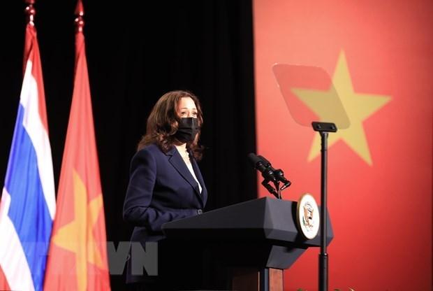 美国疾病控制与预防中心东南亚地区办事处正式揭牌成立 hinh anh 1