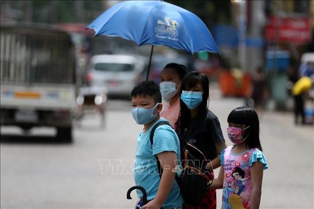 缅甸对外国人的入境限制延长至9月底 hinh anh 1