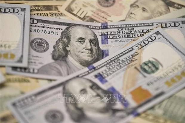 9月1日上午越盾对美元汇率中间价上调21越盾 hinh anh 1