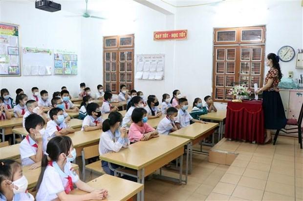 越南国家主席阮春福2021年新学期开学致信 hinh anh 1