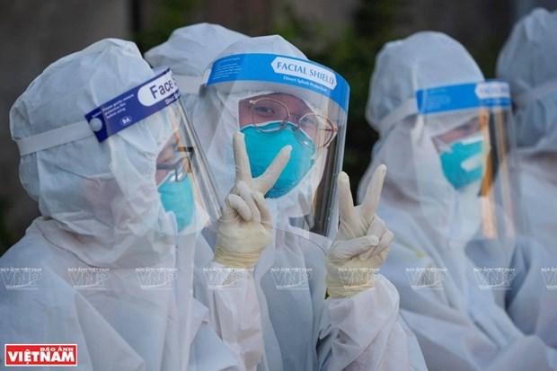 《白衣天使》音乐视频为新冠疫情防控一线医务人员加油 hinh anh 1