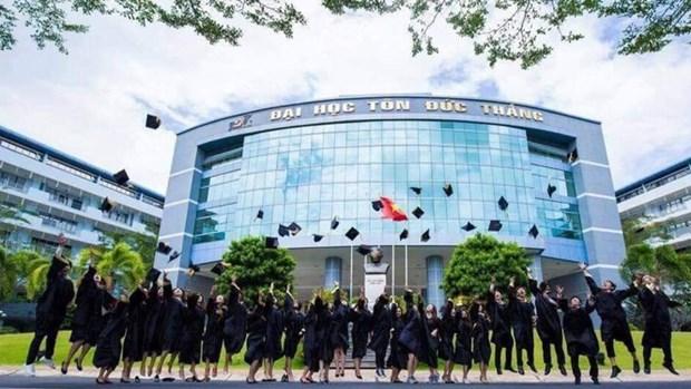 2022年度泰晤士高等教育世界大学排名:越南5所高校上榜 hinh anh 1