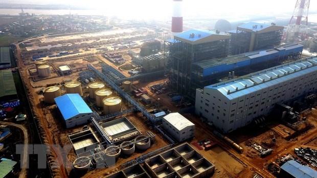 太平2号热电站力争2022年4月30日并网发电 hinh anh 1