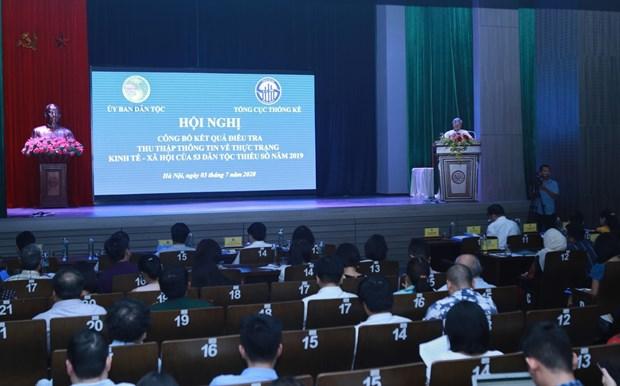 越南53个少数民族经济社会发展情况调研结果揭晓 hinh anh 2