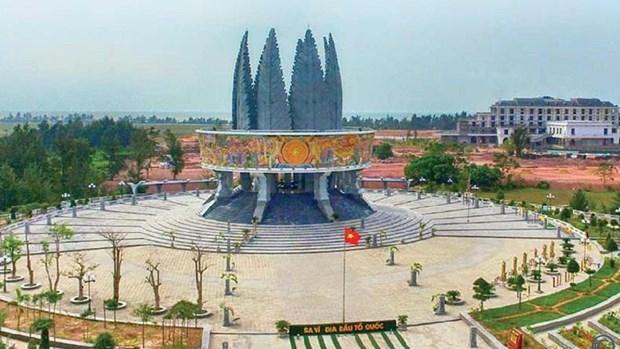 广宁省沙伟塔荣获2020年东盟城市可持续旅游奖 hinh anh 1