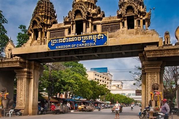泰国与柬埔寨合作减轻新冠肺炎疫情的影响 hinh anh 1