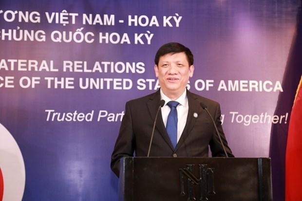 美国驻越大使丹尼尔•克里滕布林克:美国尊重越南的政治制度 hinh anh 1