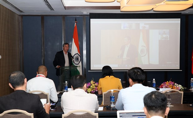 越南与印度讨论疫情后两国旅游合作计划 hinh anh 2