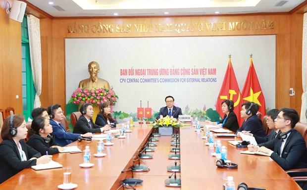 """越共代表团出席""""上海合作组织+""""国际政党论坛 hinh anh 2"""