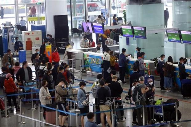 越南与韩国同意采用短期入境居留机制 优先对象入境后豁免集中隔离 hinh anh 1
