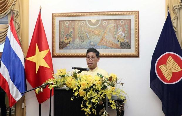 促进越南与泰国在各领域的合作关系 hinh anh 2