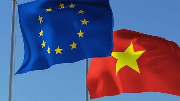 越南与欧盟在各重要领域上的合作关系取得了突破性进展 hinh anh 1