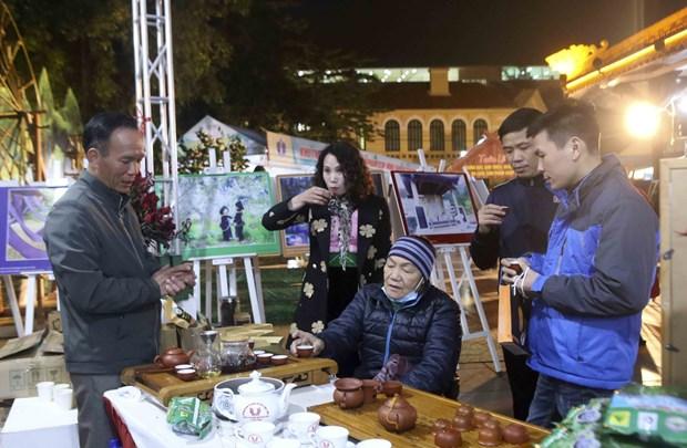 莱州旅游文化周在河内举行 hinh anh 2