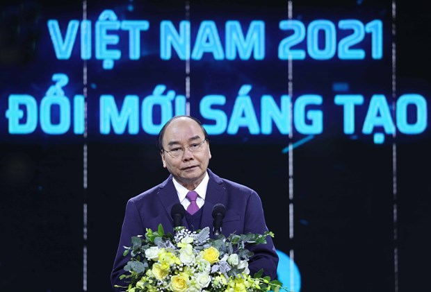 阮春福总理:充分发挥国家革新创新中心的重要作用 hinh anh 1