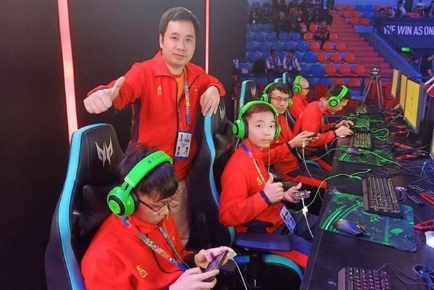 《越南电子竞技运动白皮书》发布在即 hinh anh 1
