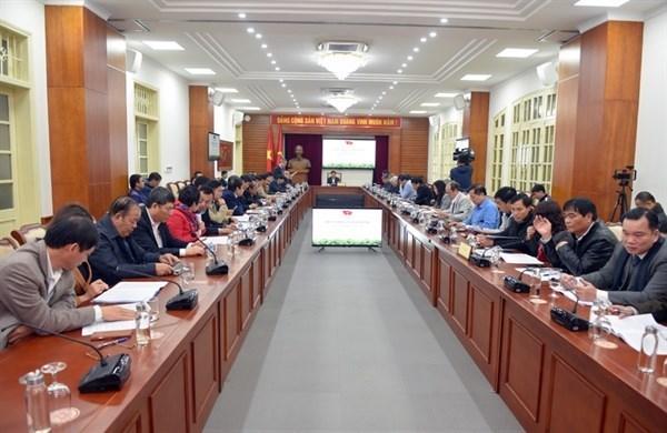 越南奥林匹克委员会主动为2021年各重要目标作出准备 hinh anh 1