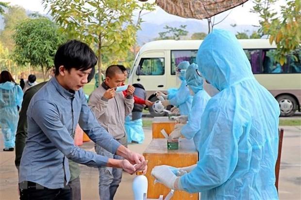 越南新增4例输入性新冠肺炎确诊病例 hinh anh 1