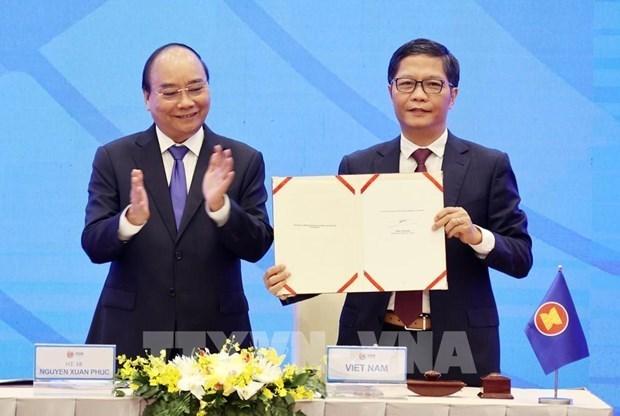 迎接越共十三大:印尼学者高度评价越南取得的巨大成就 hinh anh 1