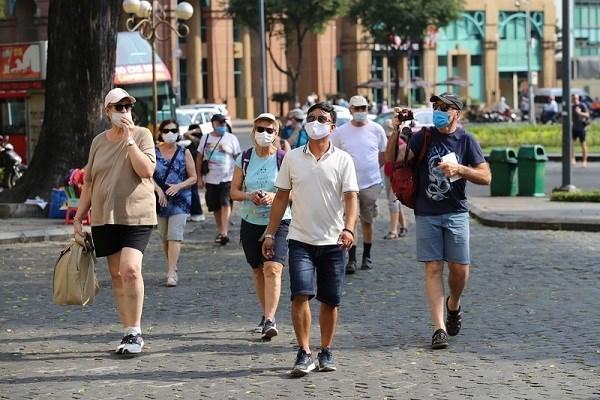 越南各地加强防疫措施 防止疫情在本地扩散 hinh anh 1