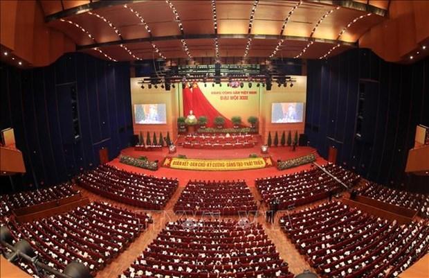 越共十三大:旅澳越南人对大会的成功充满期待 hinh anh 1