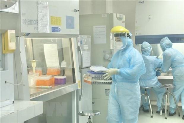 越南新增9例本土新冠肺炎确诊病例 hinh anh 1