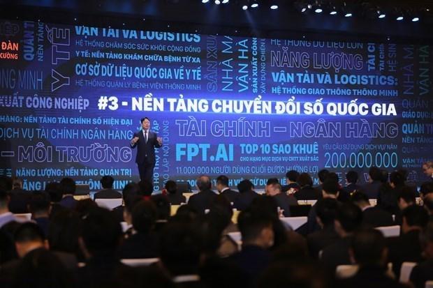 2020年是越南国家数字化转型的开局 hinh anh 1
