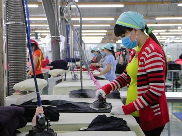 JETRO: 2020年疫情之下东盟六国出口总额仅下降2.2% hinh anh 1