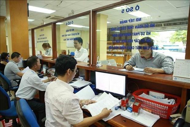 财政部建议继续延长纳税申报和土地租金的期限 hinh anh 1