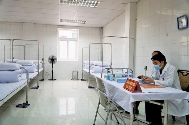 2月26日越南开展Nano Covax疫苗第二阶段人体试验 hinh anh 1