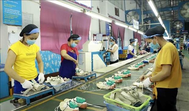 2021年越南经济迈出新步伐的机遇众多 hinh anh 1
