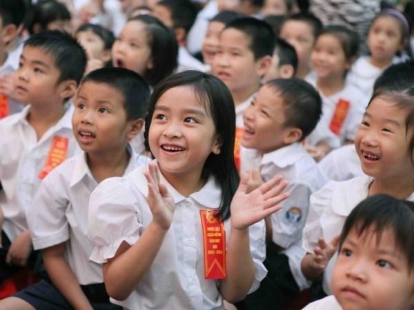 越南加强儿童关爱教育与保护工作 hinh anh 1