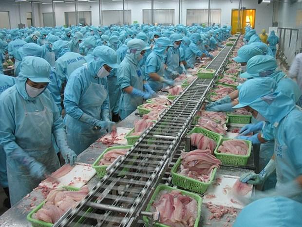 2021年越南水产品出口有望实现良好增长水平 hinh anh 1