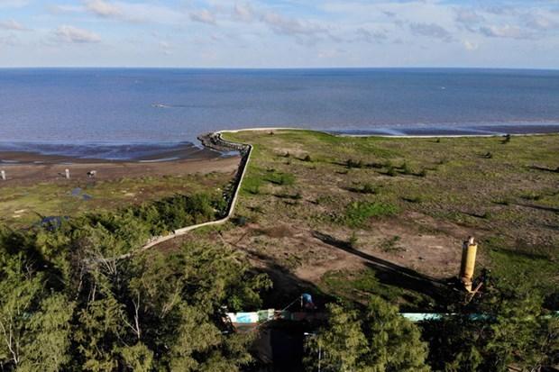 比例尺1:5000的芹椰填海旅游城市详细规划获批 hinh anh 1
