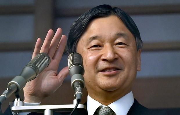 越南领导人致电祝贺日本德仁天皇迎来61岁生日 hinh anh 1
