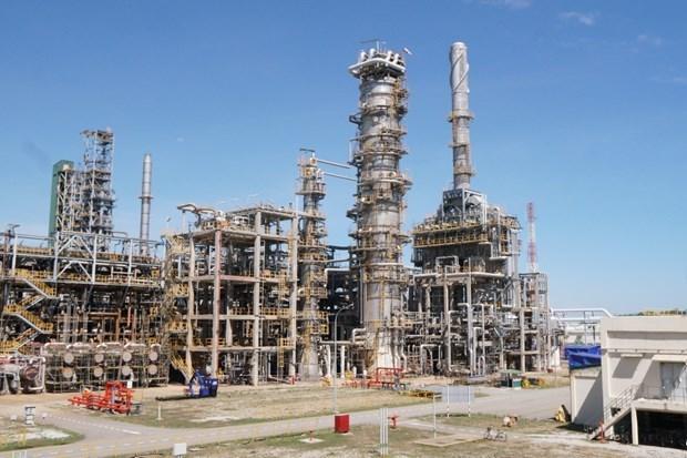 榕桔炼油厂安全运行 超设计能力8% hinh anh 1