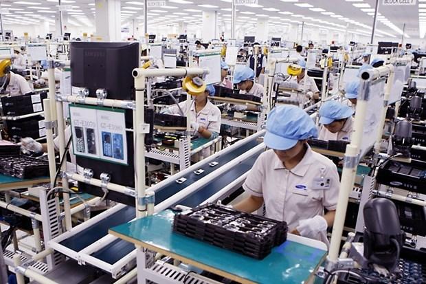 今年前2月FDI项目的投资资金增长2% hinh anh 1