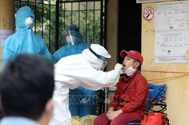 越南新增3例输入性病例 入境之后已接受隔离 hinh anh 1