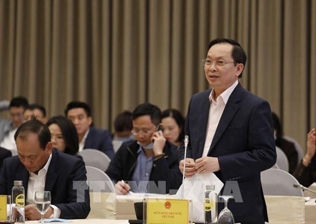 越南政府2月份例行新闻发布会:Forex交易平台的投资面临巨大风险并不受法律保护 hinh anh 1